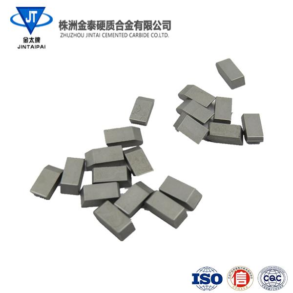 YG6X 8.5X4X2.5mm 锯齿片