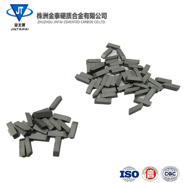 YG8 15.88X7.98X6.35 锯齿片