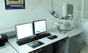 扫描电镜及能谱仪